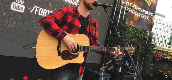 full time musician