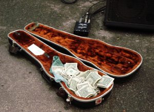 How to get paid tips at gigs
