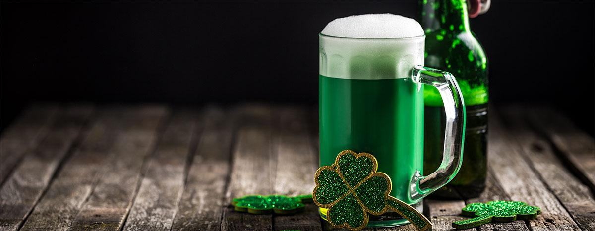 St Patrick's Day Challenge